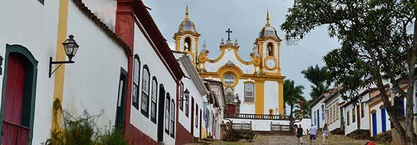 Igrejas de Tiradentes-MG
