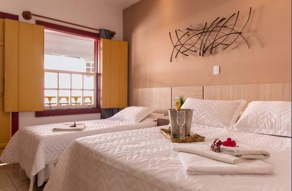 Pousadas e hotéis em Tiradentes-MG