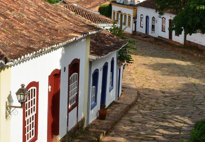História da cidade de Tiradentes-MG