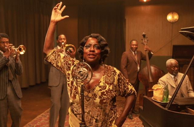 """""""A Voz Suprema do Blues"""" leva dois prêmios na noite de abertura do Bafta"""
