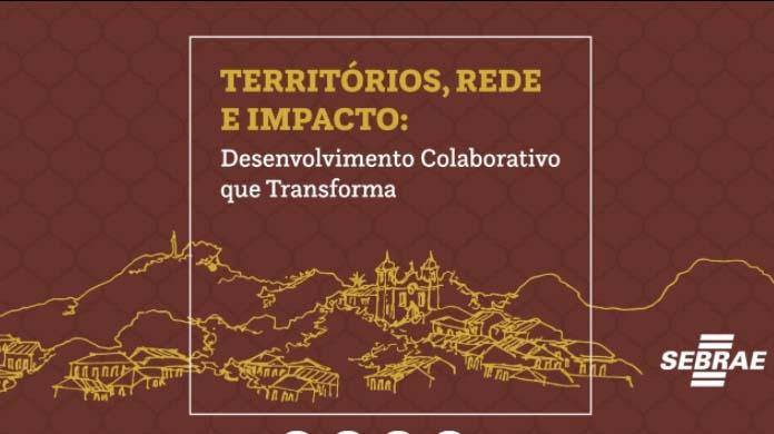"""Sebrae realiza seminário """"Territórios, Rede e Impacto: Desenvolvimento Colaborativo que Transforma"""", dia 28/10"""